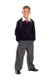 Elementary pupil Royalty Free Stock Image