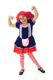 Elementary Rag Doll Stock Images