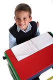 Elementary School boy Royalty Free Stock Images