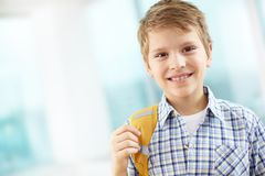 Elementary school learner Stock Photography