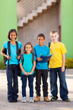 Elementary school students Royalty Free Stock Photography