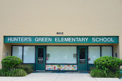 A Elementary school Stock Photos