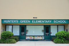 A Elementary school in tampa. A Elementary school, taken in Tampa Stock Photos