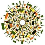 elementdiagram Arkivbild