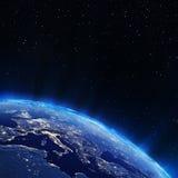Elemente dieses Bildes geliefert von der NASA Stockbilder