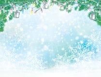 Elemente für Feiertagsentwurf Lizenzfreie Stockfotografie