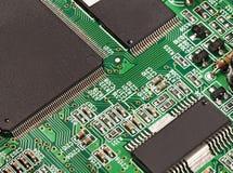 Elemente von elektronischem Lizenzfreies Stockbild