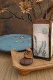 Elementen 2 van Zen Stock Foto's
