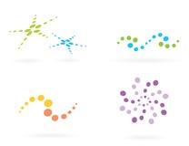 Elementen II van het ontwerp vector illustratie