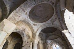 Elementen van de plaats van de kerkarchitectuur van begrafenis van Sinterklaas stock fotografie