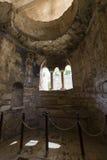Elementen van de plaats van de kerkarchitectuur van begrafenis van Sinterklaas stock foto's