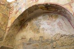 Elementen van de plaats van de kerkarchitectuur van begrafenis van Sinterklaas royalty-vrije stock afbeeldingen