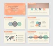 Elementen van infographics Stock Foto's