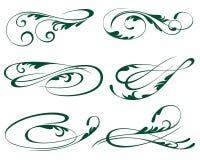 Elementen voor ontwerp Royalty-vrije Stock Fotografie