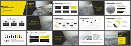 Elementen voor Presentatiemalplaatjes Stock Foto