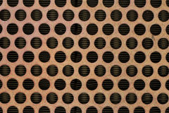 Elementgallret cirklar bakgrund arkivbilder
