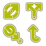 Elementi 31c di disegno Immagini Stock