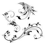 Elementi 6 di disegno Immagini Stock
