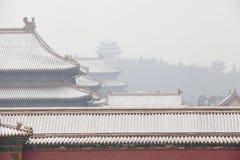 Elementi cinesi Fotografie Stock