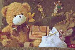 Elementi decorativi Fotografia Stock
