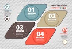 Elementi del infographics Immagine Stock Libera da Diritti