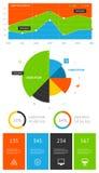 Elementi del infographics royalty illustrazione gratis
