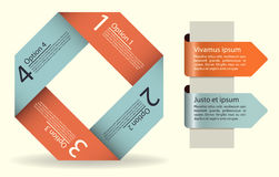 Elementi del sito Web Immagine Stock Libera da Diritti