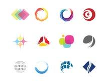 Elementi di disegno Immagini Stock Libere da Diritti