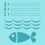 Elementi di Infographic. Immagini Stock