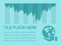 Elementi di Infographic. Immagine Stock