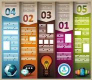 Elementi di Infographic - nuvola e tecnologia royalty illustrazione gratis