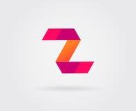 Elementi di Logo Letter Icon Design Template nel vettore Fotografie Stock
