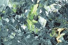 Elementi grigi e verdi astratti del fondo, fotografia stock libera da diritti