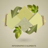 Elementi moderni del infographics Immagine Stock Libera da Diritti
