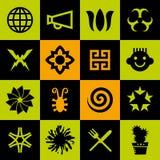 Elementi originali di disegno Immagini Stock Libere da Diritti