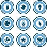 Elementi P. 13c di disegno Fotografie Stock Libere da Diritti