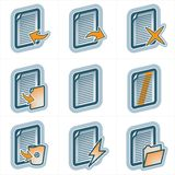 Elementi p.25a di disegno Immagini Stock Libere da Diritti