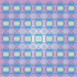 elemento abstracto del diseño de la textura. Foto de archivo