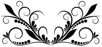 Elemento abstracto del diseño del remolino
