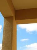 Elemento architettonico Fotografia Stock