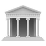 Elemento architettonico Fotografia Stock Libera da Diritti