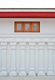 Elemento architettonico tailandese Immagini Stock