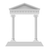Elemento arquitectónico ilustración del vector