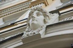 Elemento arquitectónico Fotos de archivo