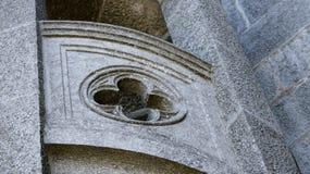 Elemento arquitetónico da igreja Fotografia de Stock Royalty Free