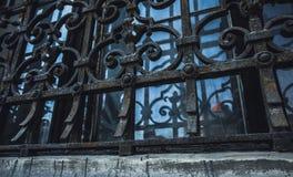 Elemento arquitetónico sob a forma de um volute Elementos arquitetónicos decorativos do detalhe fotos de stock