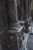 Elemento arquitetónico sob a forma de um volute Elementos arquitetónicos decorativos do detalhe imagens de stock royalty free