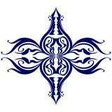 Elemento clássico da decoração Imagens de Stock Royalty Free