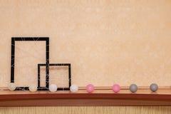 Elemento da decoração interior da casa fotos de stock