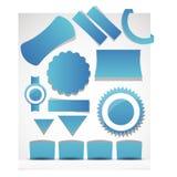 Elemento da interface de utilizador da Web Vetor Imagem de Stock